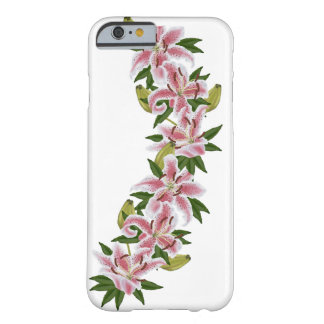 Coque Barely There iPhone 6 Fleurs de cascade
