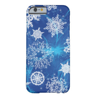 Coque Barely There iPhone 6 Flocon total