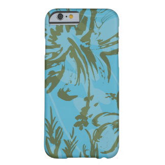 Coque Barely There iPhone 6 Floral hawaïen de ketmie de Makole