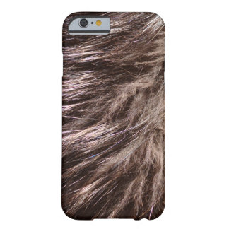 Coque Barely There iPhone 6 Fourrure de loup