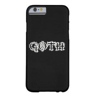 Coque Barely There iPhone 6 Goth