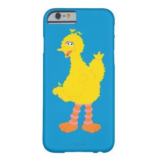 Coque Barely There iPhone 6 Grand graphique d'oiseau