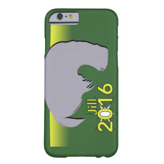 Coque Barely There iPhone 6 Graphique de Jill 2016