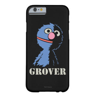 Coque Barely There iPhone 6 Grover demi
