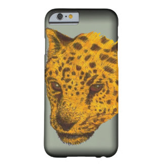Coque Barely There iPhone 6 GUÉPARD par Slipperywindow