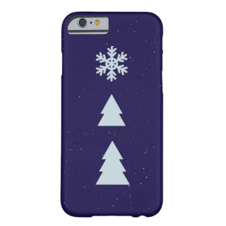 Coque Barely There iPhone 6 hiver