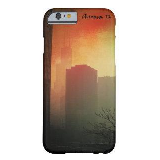 Coque Barely There iPhone 6 Horizon de Chicago, IL