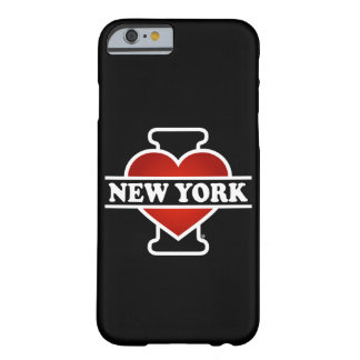Coque Barely There iPhone 6 I coeur New York