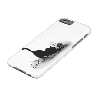 Coque Barely There iPhone 6 I-Phone pochettes with Playing Cat