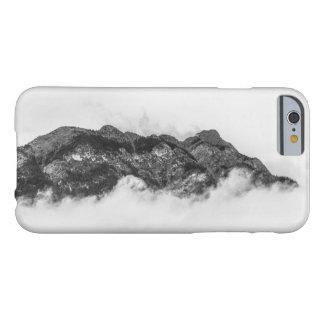 Coque Barely There iPhone 6 Île sur des nuages