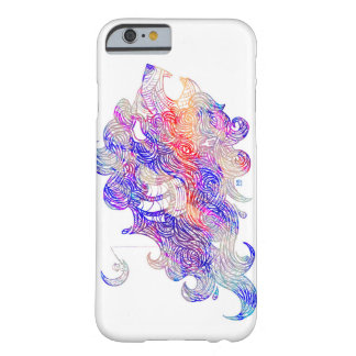 Coque Barely There iPhone 6 Illustration complexe d'otarie d'hurlement