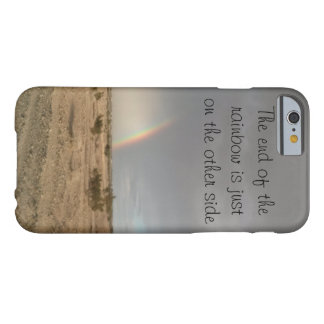 Coque Barely There iPhone 6 Inspiration, de motivation, assez