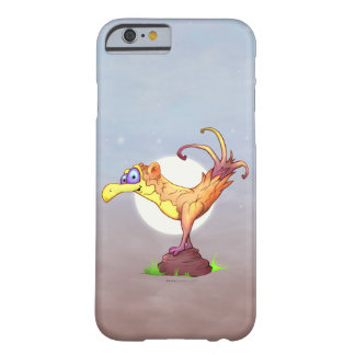 Coque Barely There iPhone 6 iPhone 6/6s BT de BANDE DESSINÉE d'OISEAU    de