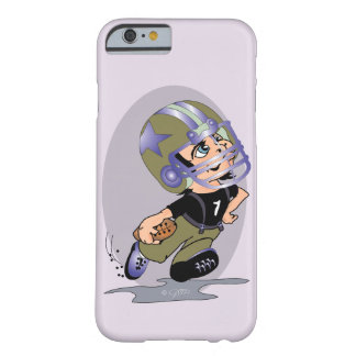 Coque Barely There iPhone 6 iPhone 6/6s BT de BANDE DESSINÉE du FOOTBALL    de