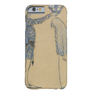 Coque Barely There iPhone 6 John Bauer - mettez alors le prince une couronne