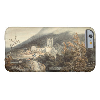 Coque Barely There iPhone 6 Joseph Mallord William Turner - abbaye de