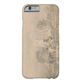 Coque Barely There iPhone 6 Joseph Mallord William Turner - encemencement