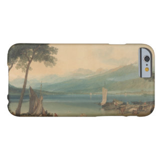 Coque Barely There iPhone 6 Joseph Mallord William Turner - Lac Léman