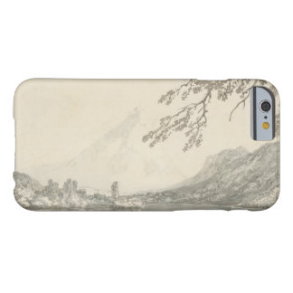 Coque Barely There iPhone 6 Joseph Mallord William Turner - sur l'Aar entre