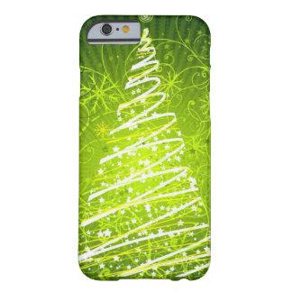 Coque Barely There iPhone 6 Joyeux Noël et bonne année