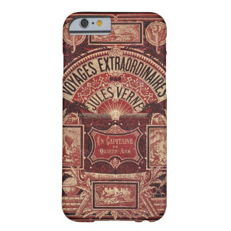 Coque Barely There iPhone 6 ~ Jules Verne 1878 ~