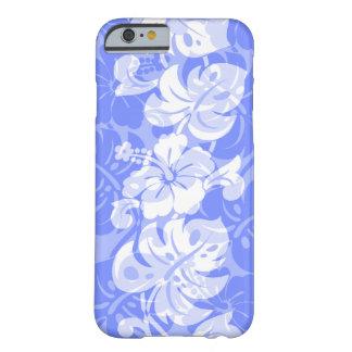 Coque Barely There iPhone 6 Ketmie de Hawaïen de frontière de Kalakaua
