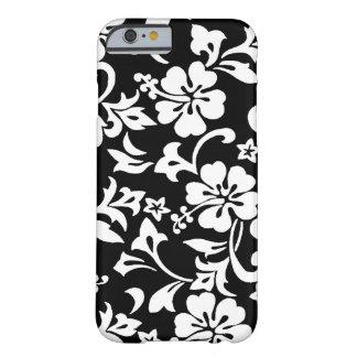 Coque Barely There iPhone 6 Ketmie de Hawaïen de Kapalua Pareau