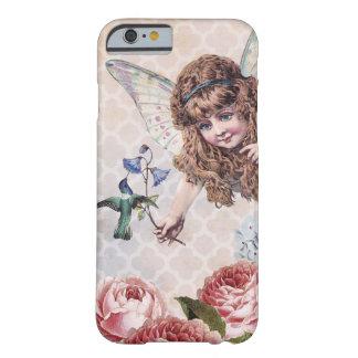 Coque Barely There iPhone 6 La fée douce salue le colibri