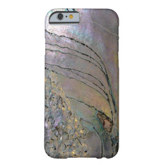 Coque Barely There iPhone 6 La mer Shell d'ormeau modèlent