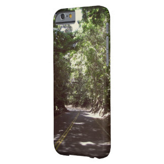 Coque Barely There iPhone 6 La route moins a voyagé