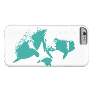 Coque Barely There iPhone 6 Lamantin