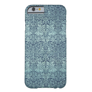 Coque Barely There iPhone 6 Lapin vintage GalleryHD de William Morris Brer