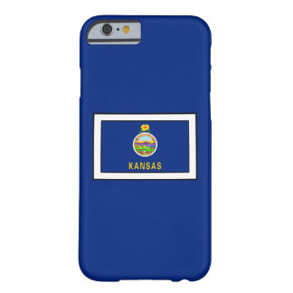 Coque Barely There iPhone 6 Le Kansas