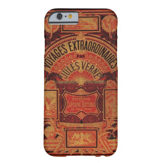 Coque Barely There iPhone 6 Le livre Extraordianary de Jules Verne voyage