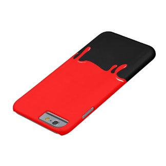 Coque Barely There iPhone 6 Le sang s'est égoutté la caisse de téléphone