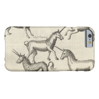 Coque Barely There iPhone 6 Licornes