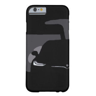 Coque Barely There iPhone 6 MODEL X - Obscurité