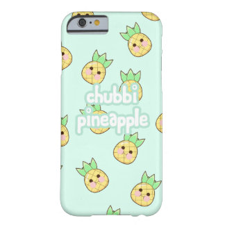 Coque Barely There iPhone 6 Motif d'ananas de Chubbi