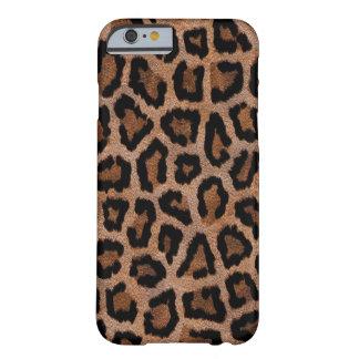 Coque Barely There iPhone 6 Motif de léopard