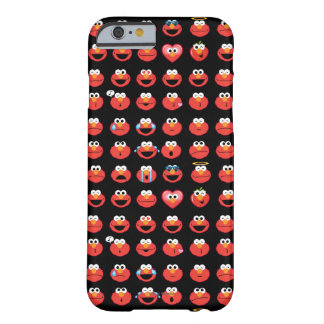 Coque Barely There iPhone 6 Motif d'Elmo Emoji