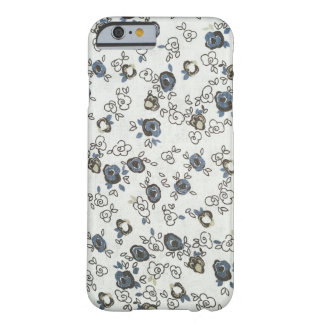 Coque Barely There iPhone 6 Motif floral |