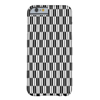 Coque Barely There iPhone 6 Motif géométrique monochrome