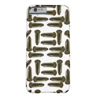 Coque Barely There iPhone 6 munitions de mesure de cas de l'iPhone 6/6s basses