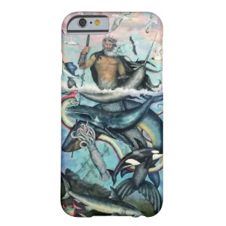 Coque Barely There iPhone 6 Neptune
