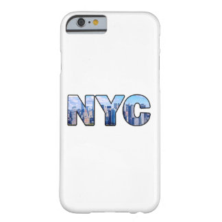 COQUE BARELY THERE iPhone 6 NYC
