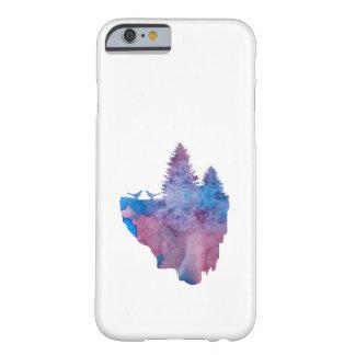 Coque Barely There iPhone 6 Oiseaux sur une île de flottement