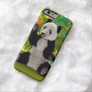 Coque Barely There iPhone 6 Ours panda