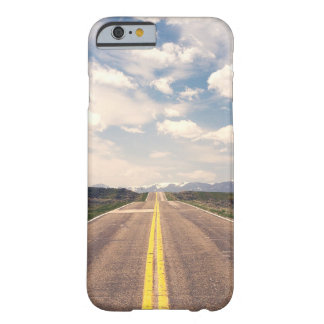 Coque Barely There iPhone 6 Ouvrez la route