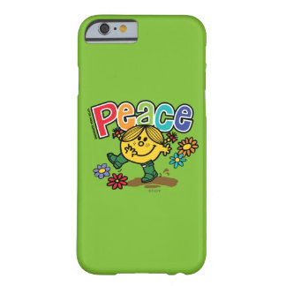 Coque Barely There iPhone 6 Paix