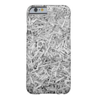 Coque Barely There iPhone 6 Papier déchiqueté